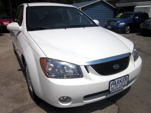 2005 Kia Spectra5 THE HOME OF THE 299 TOTAL DOWN PAYMENT Visit Parker Auto Sales online at wwwpar