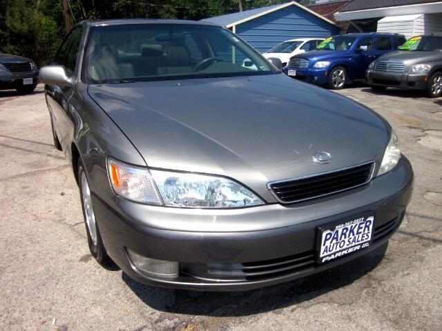 1997 Lexus ES 300 THE HOME OF THE 299 TOTAL DOWN PAYMENT Visit Parker Auto Sales online at wwwpar