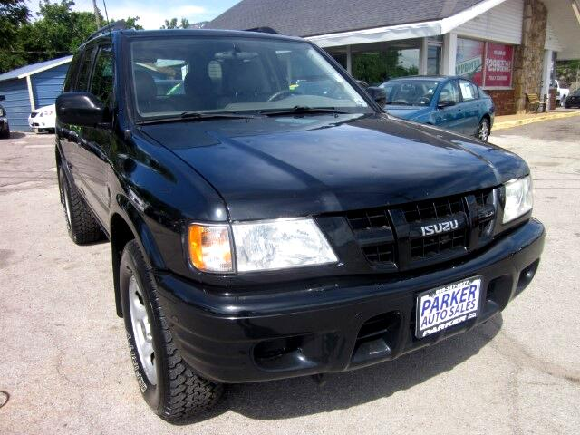 2004 Isuzu Rodeo THE HOME OF THE 299 TOTAL DOWN PAYMENT Visit Parker Auto Sales online at wwwpark