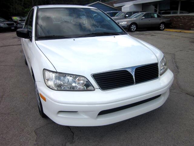 2003 Mitsubishi Lancer THE HOME OF THE 299 TOTAL DOWN PAYMENT Visit Parker Auto Sales online at ww