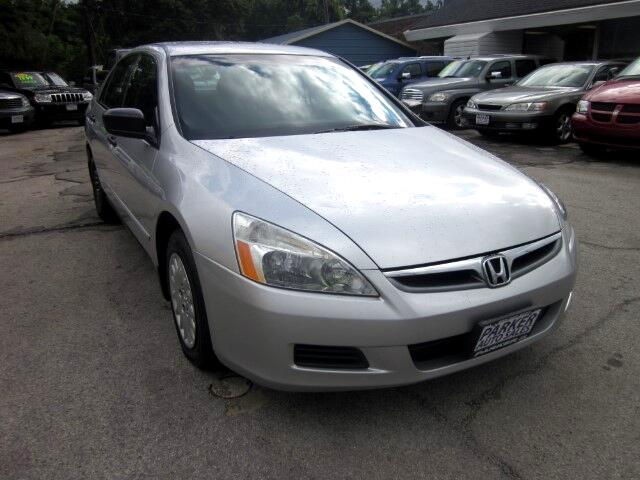 2007 Honda Accord THE HOME OF THE 299 TOTAL DOWN PAYMENT Visit Parker Auto Sales online at wwwpar