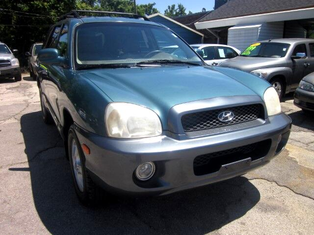 2007 Hyundai Santa Fe THE HOME OF THE 299 TOTAL DOWN PAYMENT Visit Parker Auto Sales online at www