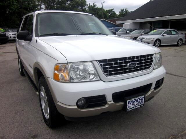 2005 Ford Explorer THE HOME OF THE 299 TOTAL DOWN PAYMENT Visit Parker Auto Sales online at wwwpa