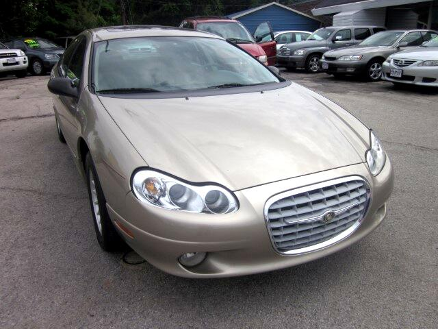 2002 Chrysler Concorde THE HOME OF THE 299 TOTAL DOWN PAYMENT Visit Parker Auto Sales online at ww