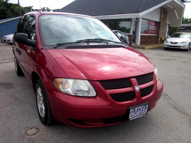 2003 Dodge Caravan THE HOME OF THE 299 TOTAL DOWN PAYMENT Visit Parker Auto Sales online at wwwpa