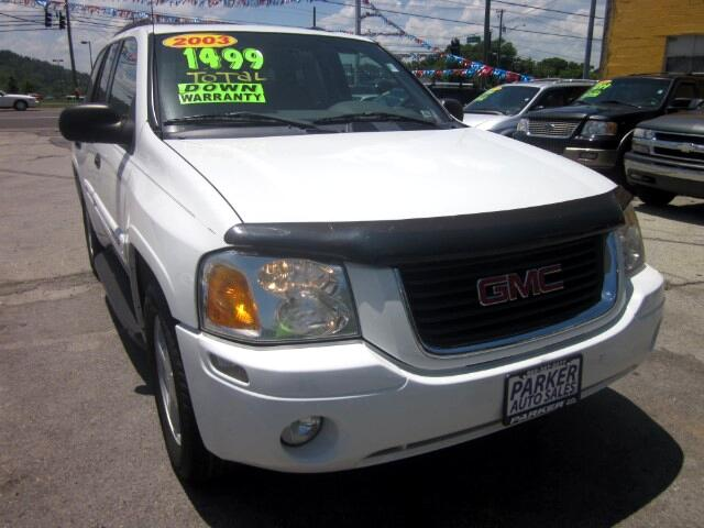 2003 GMC Envoy THE HOME OF THE 299 TOTAL DOWN PAYMENT Visit Parker Auto Sales online at wwwparker