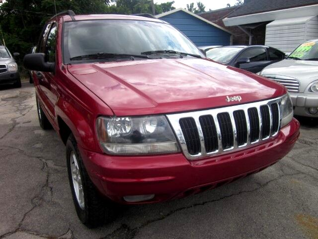 2002 Jeep Grand Cherokee THE HOME OF THE 299 TOTAL DOWN PAYMENT Visit Parker Auto Sales online at