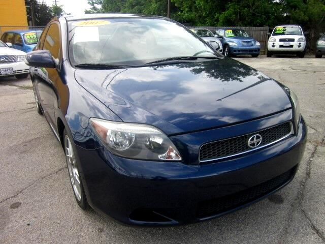 2007 Scion tC THE HOME OF THE 299 TOTAL DOWN PAYMENT Visit Parker Auto Sales online at wwwparkera
