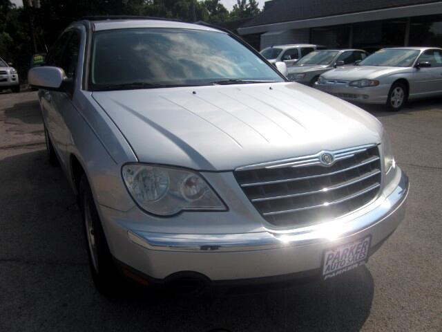 2007 Chrysler Pacifica THE HOME OF THE 299 TOTAL DOWN PAYMENT Visit Parker Auto Sales online at ww