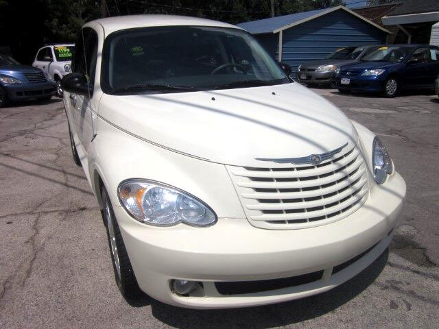 2008 Chrysler PT Cruiser THE HOME OF THE 299 TOTAL DOWN PAYMENT Visit Parker Auto Sales online at