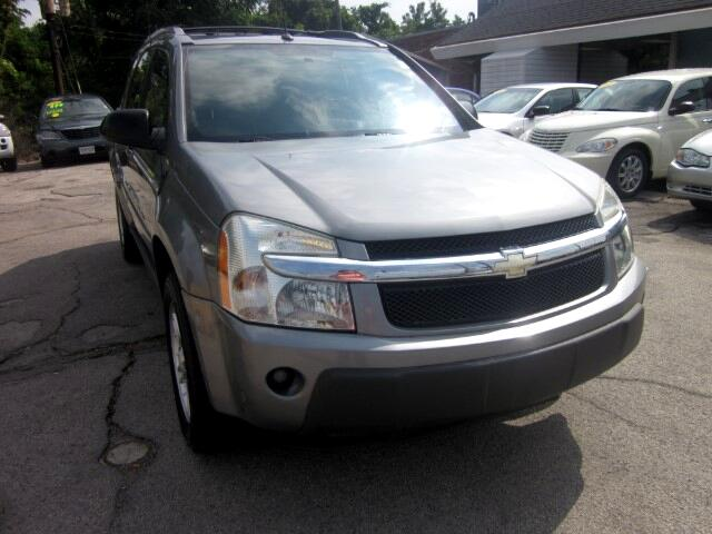 2005 Chevrolet Equinox THE HOME OF THE 299 TOTAL DOWN PAYMENT Visit Parker Auto Sales online at ww