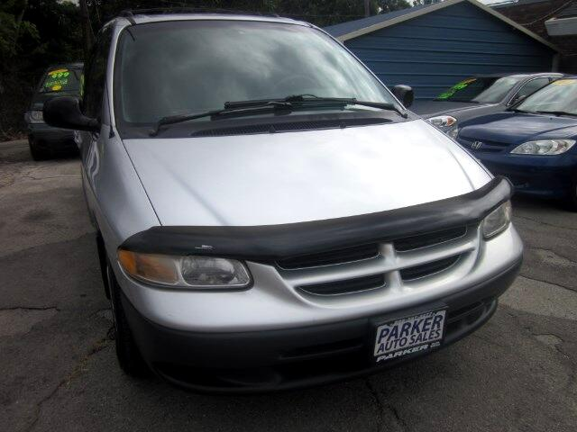 2000 Dodge Grand Caravan THE HOME OF THE 299 TOTAL DOWN PAYMENT Visit Parker Auto Sales online at