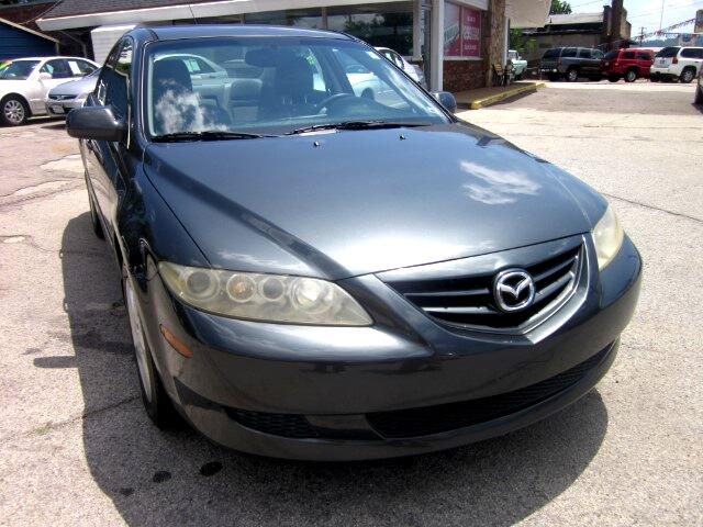 2004 Mazda MAZDA6 THE HOME OF THE 299 TOTAL DOWN PAYMENT Visit Parker Auto Sales online at wwwpar