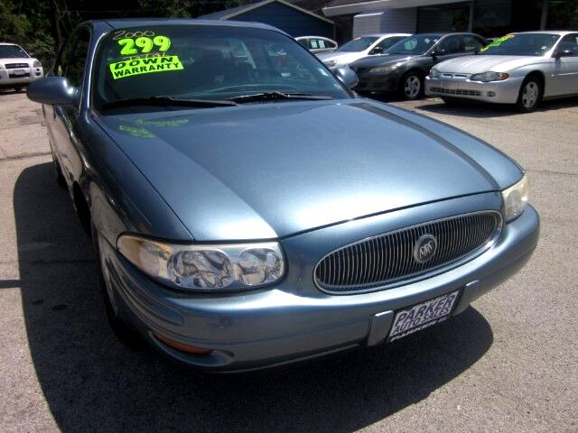 2000 Buick LeSabre THE HOME OF THE 299 TOTAL DOWN PAYMENT Visit Parker Auto Sales online at wwwpa