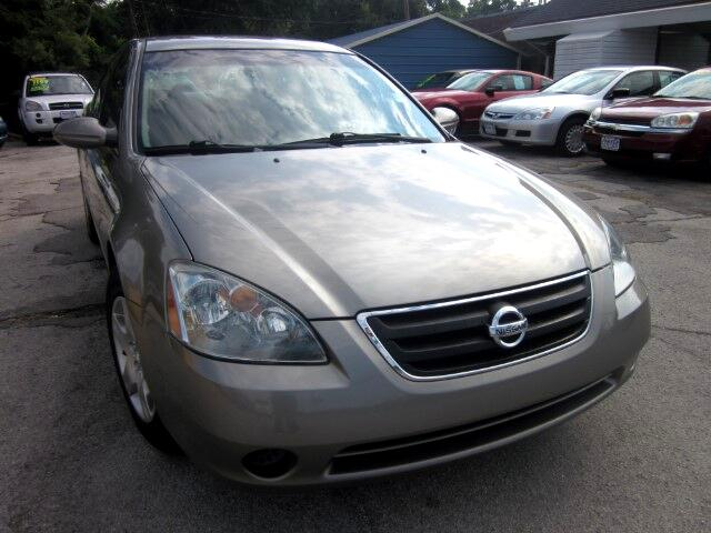 2002 Nissan Altima THE HOME OF THE 299 TOTAL DOWN PAYMENT Visit Parker Auto Sales online at wwwpa