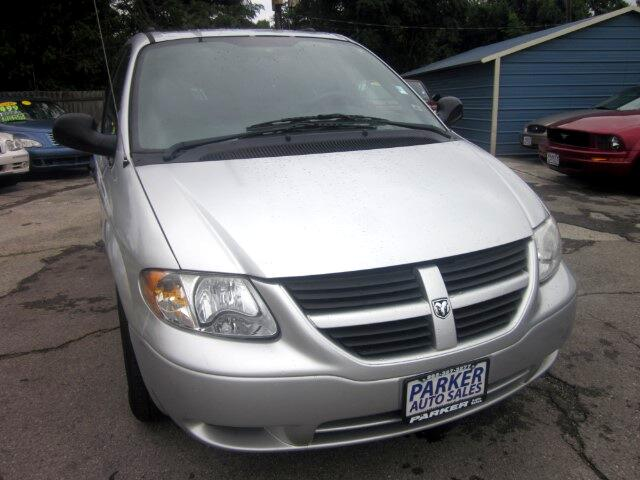 2005 Dodge Grand Caravan THE HOME OF THE 299 TOTAL DOWN PAYMENT Visit Parker Auto Sales online at