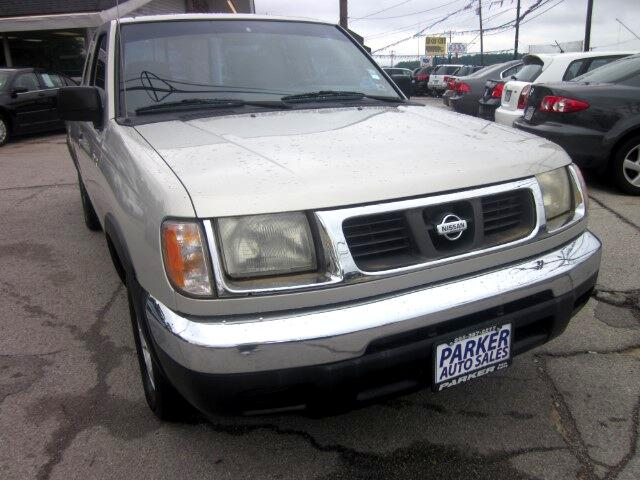 1998 Nissan Frontier THE HOME OF THE 299 TOTAL DOWN PAYMENT Visit Parker Auto Sales online at www