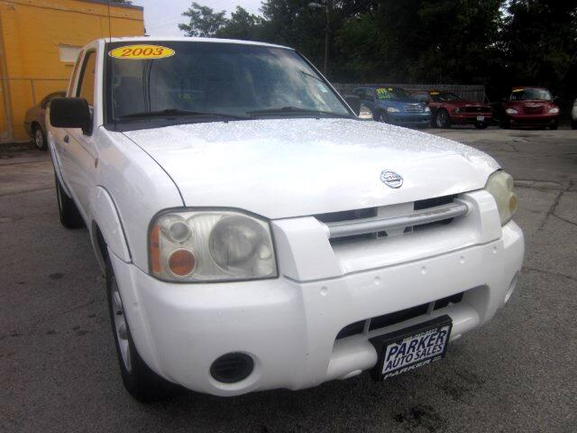 2003 Nissan Frontier THE HOME OF THE 299 TOTAL DOWN PAYMENT Visit Parker Auto Sales online at www