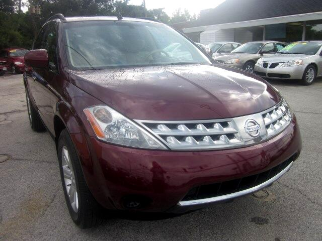 2007 Nissan Murano THE HOME OF THE 299 TOTAL DOWN PAYMENT Visit Parker Auto Sales online at wwwpa