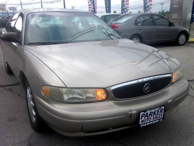 1999 Buick Century THE HOME OF THE 299 TOTAL DOWN PAYMENT Visit Parker Auto Sales online at wwwpa