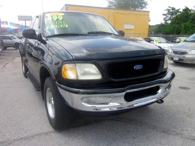 1997 Ford F-150 THE HOME OF THE 299 TOTAL DOWN PAYMENT Visit Parker Auto Sales online at wwwparke