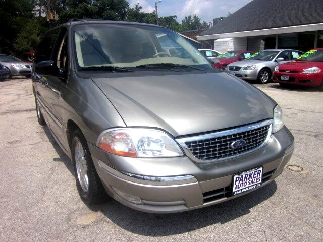 2003 Ford Windstar THE HOME OF THE 299 TOTAL DOWN PAYMENT Visit Parker Auto Sales online at wwwpa