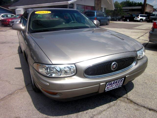 2003 Buick LeSabre THE HOME OF THE 299 TOTAL DOWN PAYMENT Visit Parker Auto Sales online at wwwpa