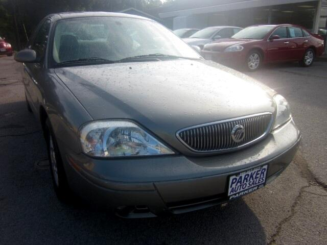 2004 Mercury Sable THE HOME OF THE 299 TOTAL DOWN PAYMENT Visit Parker Auto Sales online at wwwpa