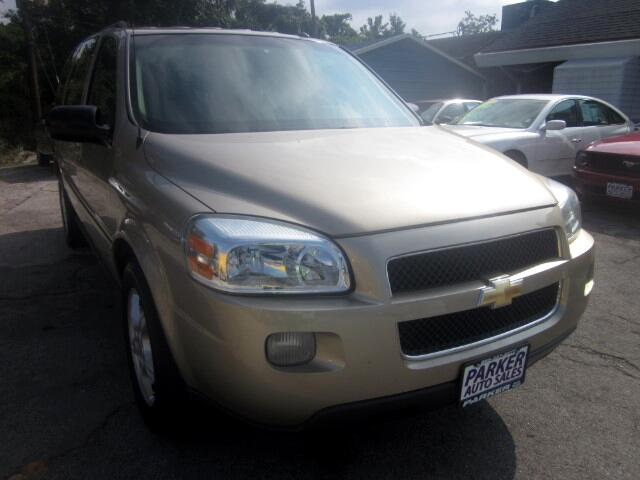 2006 Chevrolet Uplander THE HOME OF THE 299 TOTAL DOWN PAYMENT Visit Parker Auto Sales online at w
