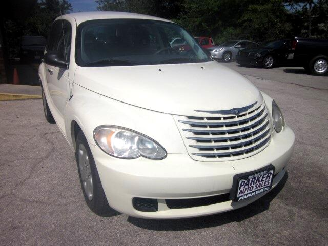 2007 Chrysler PT Cruiser THE HOME OF THE 299 TOTAL DOWN PAYMENT Visit Parker Auto Sales online at