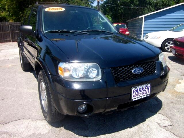 2005 Ford Escape THE HOME OF THE 299 TOTAL DOWN PAYMENT Visit Parker Auto Sales online at wwwpark