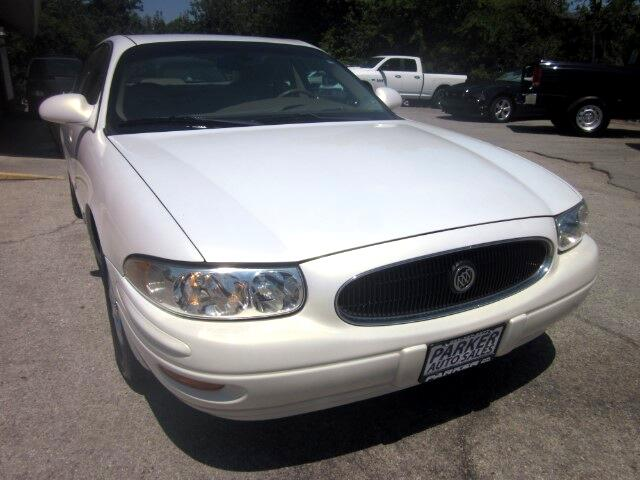 2004 Buick LeSabre THE HOME OF THE 299 TOTAL DOWN PAYMENT Visit Parker Auto Sales online at wwwpa