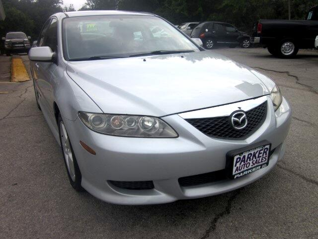 2003 Mazda MAZDA6 THE HOME OF THE 299 TOTAL DOWN PAYMENT Visit Parker Auto Sales online at wwwpar