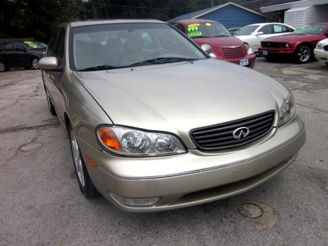 2004 Infiniti I35 THE HOME OF THE 299 TOTAL DOWN PAYMENT Visit Parker Auto Sales online at wwwpar