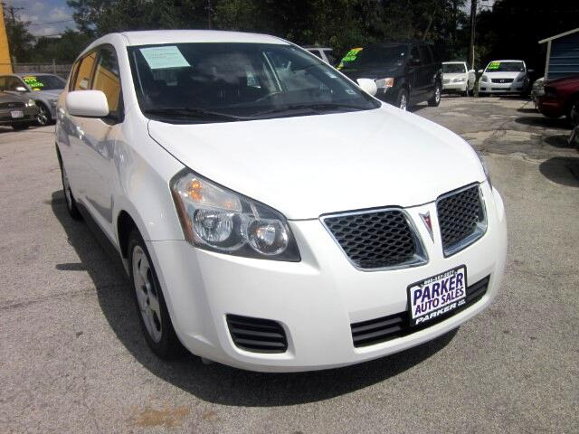 2010 Pontiac Vibe THE HOME OF THE 299 TOTAL DOWN PAYMENT Visit Parker Auto Sales online at wwwpar