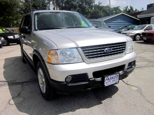 2003 Ford Explorer THE HOME OF THE 299 TOTAL DOWN PAYMENT Visit Parker Auto Sales online at wwwpa