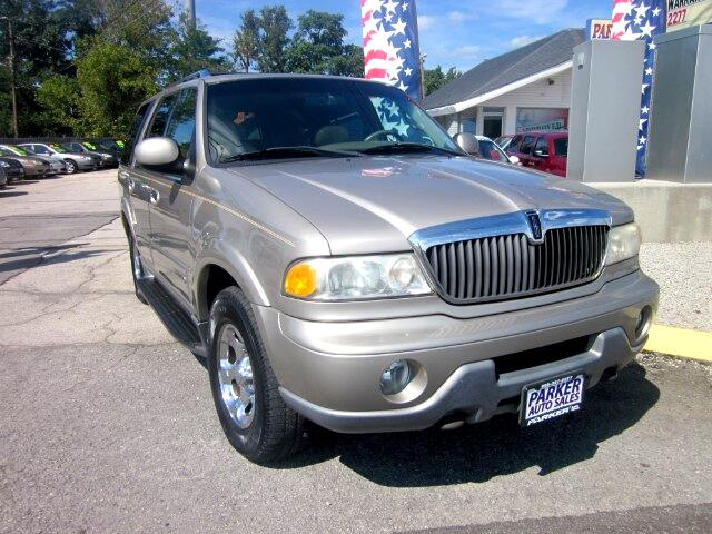 2001 Lincoln Navigator THE HOME OF THE 299 TOTAL DOWN PAYMENT Visit Parker Auto Sales online at ww