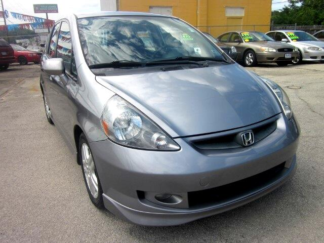 2007 Honda Fit THE HOME OF THE 299 TOTAL DOWN PAYMENT Visit Parker Auto Sales online at wwwparker