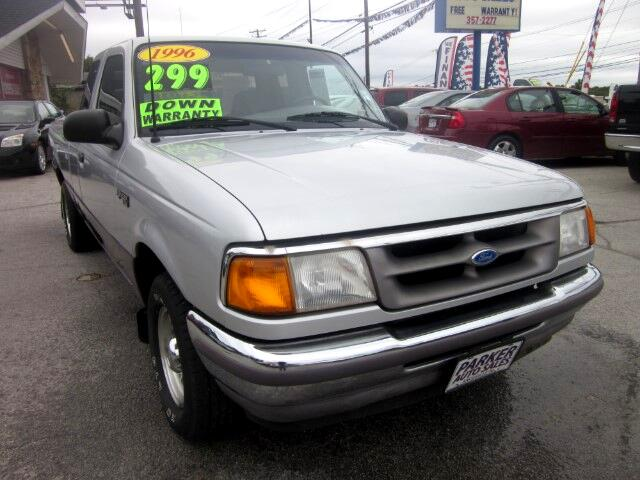 1996 Ford Ranger THE HOME OF THE 299 TOTAL DOWN PAYMENT Visit Parker Auto Sales online at wwwpark