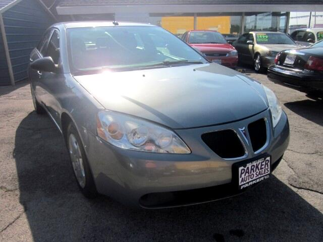 2008 Pontiac G6 THE HOME OF THE 299 TOTAL DOWN PAYMENT Visit Parker Auto Sales online at wwwparke