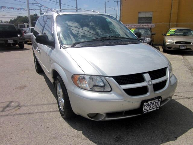 2004 Dodge Grand Caravan THE HOME OF THE 299 TOTAL DOWN PAYMENT Visit Parker Auto Sales online at