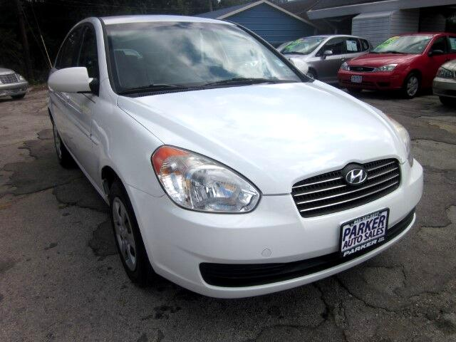 2009 Hyundai Accent THE HOME OF THE 299 TOTAL DOWN PAYMENT Visit Parker Auto Sales online at wwwp