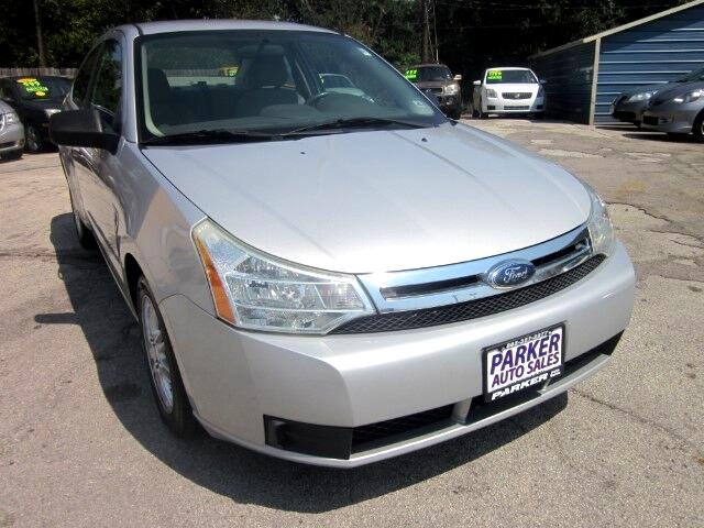 2008 Ford Focus THE HOME OF THE 299 TOTAL DOWN PAYMENT Visit Parker Auto Sales online at wwwparke