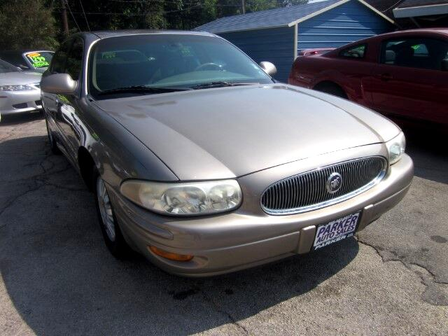 2002 Buick LeSabre THE HOME OF THE 299 TOTAL DOWN PAYMENT Visit Parker Auto Sales online at wwwpa
