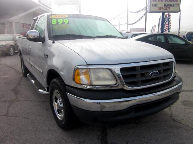 2000 Ford F-150 THE HOME OF THE 299 TOTAL DOWN PAYMENT Visit Parker Auto Sales online at wwwparke