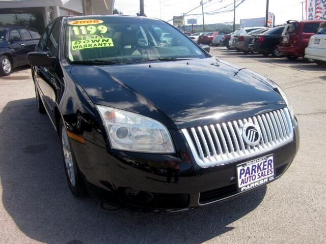 2006 Mercury Milan THE HOME OF THE 299 TOTAL DOWN PAYMENT Visit Parker Auto Sales online at wwwpa