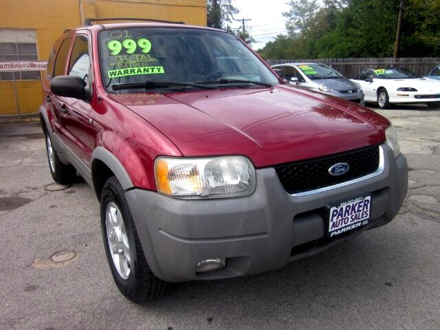 2001 Ford Escape THE HOME OF THE 299 TOTAL DOWN PAYMENT Visit Parker Auto Sales online at wwwpark