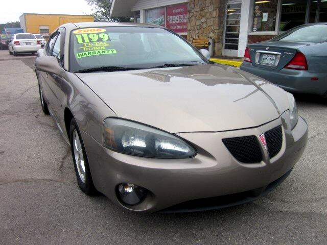 2006 Pontiac Grand Prix THE HOME OF THE 299 TOTAL DOWN PAYMENT Visit Parker Auto Sales online at w