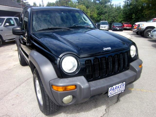 2002 Jeep Liberty THE HOME OF THE 299 TOTAL DOWN PAYMENT Visit Parker Auto Sales online at wwwpar