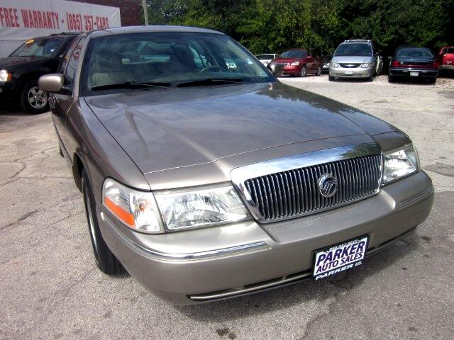 2003 Mercury Grand Marquis THE HOME OF THE 299 TOTAL DOWN PAYMENT Visit Parker Auto Sales online a